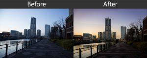 みなとみらい-Before-After3