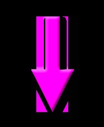 矢印-下向き