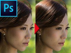 ポートレート補正-Photoshop-Featured
