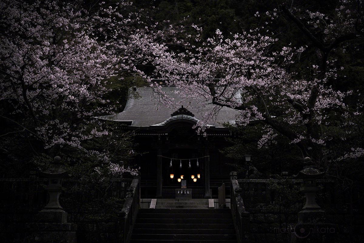 黒つぶれ-風景