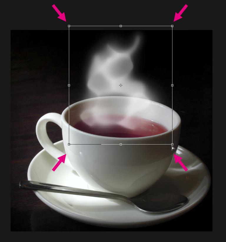 ティーカップ-7-自由変形-拡大