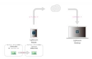 Lightroom_Mobile-写真の流れ