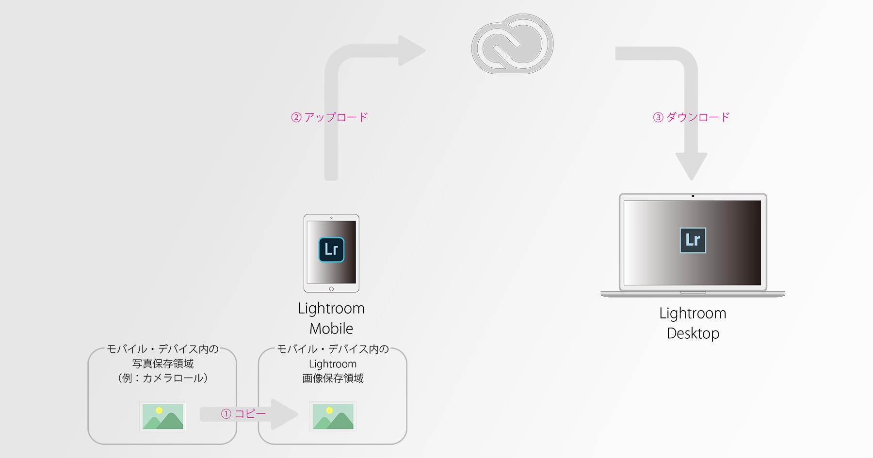 Lightroom_Mobile_注意点