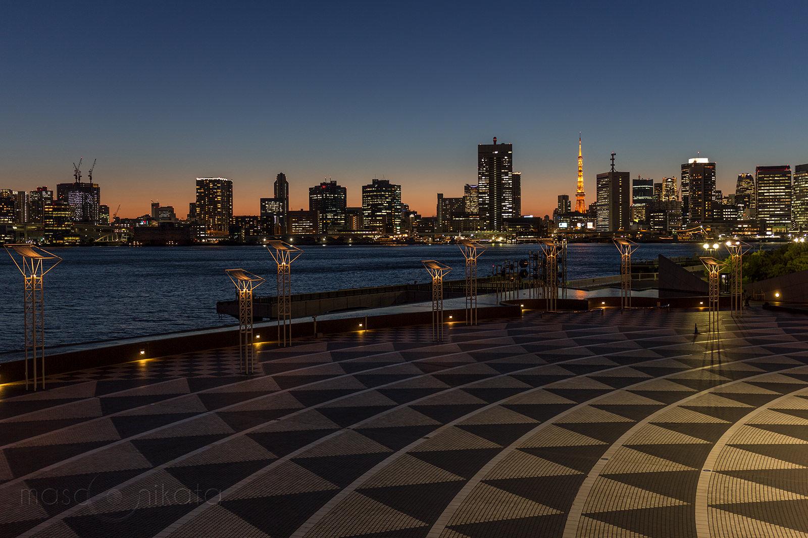 Harumi_Pier