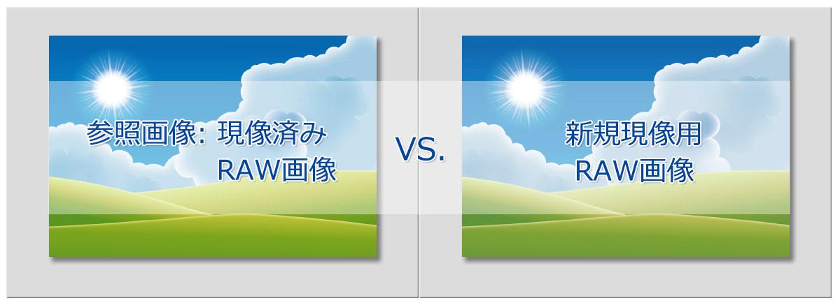 現像済み_vs_新規現像用