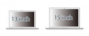 ノートパソコン-ディスプレイサイズ