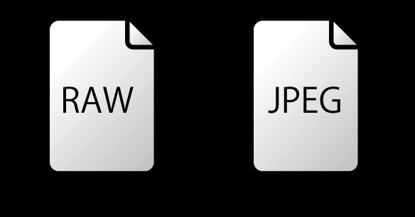 RAW+JPEG_画像サイズはLに